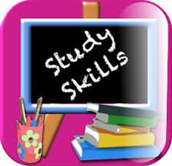 Study Skills Week 20th -24th September